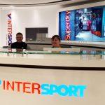 visite du siège intersport