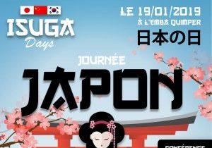journée Japon à l'Isuga